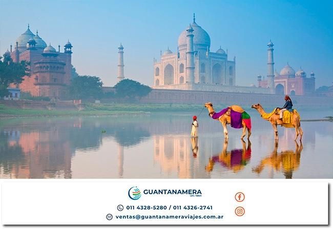 ( INDIA y NEPAL con VARANASI ) 12 DE FEBRERO DE 2021